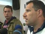 Interviews de Castres après Castres-Montpellier
