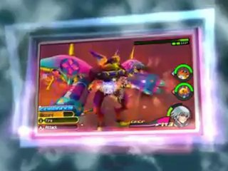 Trailer - New Worlds de Kingdom Hearts : Dream Drop Distance