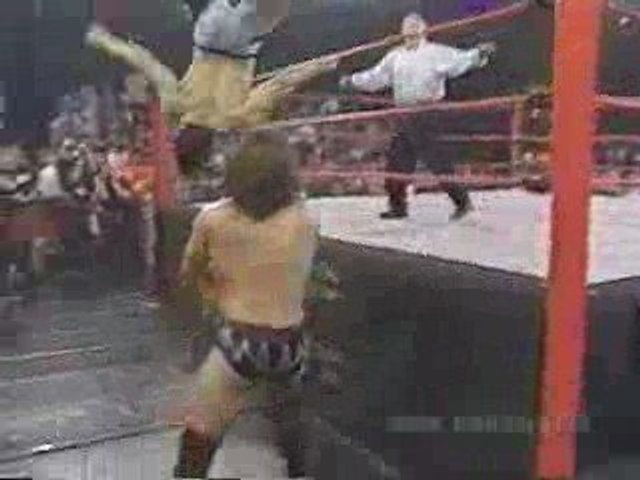 TNA - Chris Sabin vs Paul London