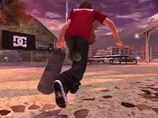 Trailer de lancement  de Tony Hawk Pro Skater HD