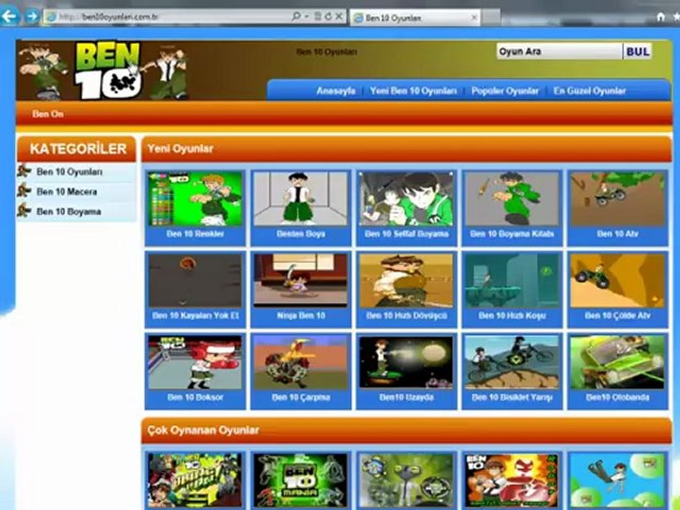 Ben 10 Uzak Dogu Savaslari Dailymotion Video