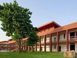 Lycée français Jean Mermoz, à Dakar au Sénégal