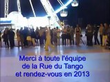 Démo Marseille Tango 8 Juin 2012 Escale Borely Marseille