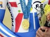 1992, Barcelone : Frank David, médaillé d'or en planche à voile