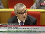 Stéphane Richard, PDG de France Télécom-Orange, auditionné par le Sénat