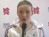 Amandine Leynaud - Handball