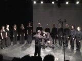 Chorégraphie sur Nuits de Iannis Xenakis