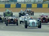 BMW at Le Mans Classic 2012 Race Vehicles 1923 - 1939
