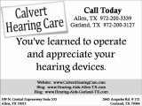 Where to Go for Hearing Aid Repairs?