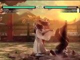 Tekken 6 Ranked Match Bryan vs Kazuya