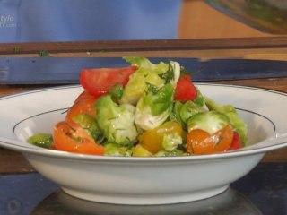 Cherry Tomato Summer Salad