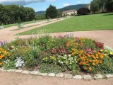 Abbaye de Cluny cloître et  jardins
