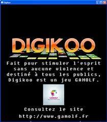 Digikoo : générique et remerciements
