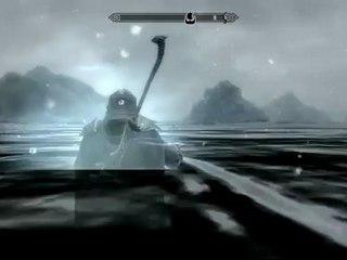 Skyrim Shipwreck