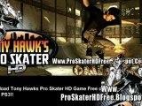 Tony Hawk's Pro Skater HD DLC Free Xbox 360 - PS3