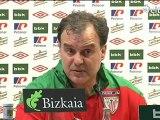 Marcelo Bielsa: Primera rueda de prensa como entrenador del Athletic Club de Bilbao