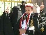 النواب اليمني يمنح الحصانة الكاملة لصالح