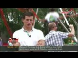YONNE TOUR SPORT - Equipe TV Allo London Mag 14h30 11.07.12 YTS 2012 Itw Cyrille CARRE