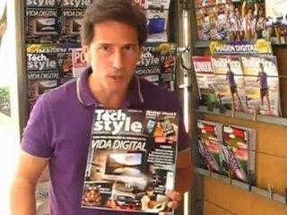 Ya está a la venta el número 2 de la revista TechStyle