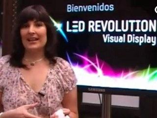 Samsung renueva su gama Visual Display