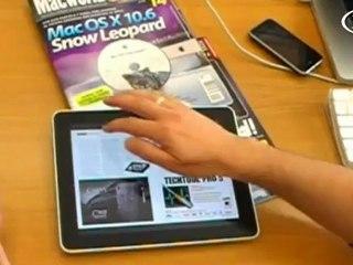 Todo sobre el iPad (I) Introducción y revistas digitales. Macworld y PC World en Zinio