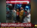 Mass Shooting at Colorado Movie Theater: Gunman Opens Fire During Dark Knight Rises Screening