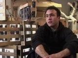 Samuel Rousseau, documentaire sur l'artiste à travers ses oeuvres.