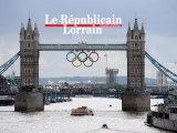 Londres à l'heure des Jeux Olympiques d'été