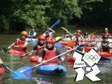 Jeux Olympiques : le canoë-kayak, de Londres à Metz