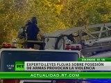 (VÍDEO)  primeras imágenes tras el tiroteo en el cine de Denver – RT  1/2