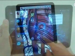Galaxy Tab 10.1: Análisis del primer tablet con Android 3.0