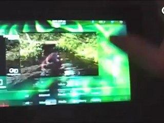 Así es el tablet PlayBook de RIM