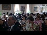 Napoli - Scienza e scuola, un gemellaggio tra Napoli e Giappone (19.07.12)
