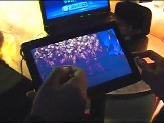 Creative presenta sus Tablet ZiiO