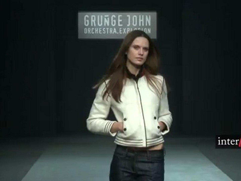 Grunge John Orchestra.Explosion! Осень-зима 2011-12. 1ч