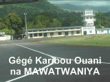 dhoulfaou  _   Welcome  Karibou    Bienvenue :  -  Airport    Anjouan Comores.