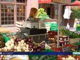 Alsace : Eté pluvieux, fruits et légumes onéreux...