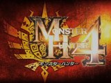 Monster Hunter 4 - Pubs Japonaises