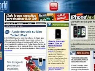 MacBook Air 11 pulgadas frente al iPad