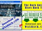 The Dark Knight Rises Glitch (Elite Version The Dark Knight Rises Android Hack 2012)