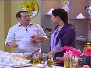 khalid maadour et choumicha ramadan 2012 recette sole au four