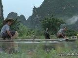 Rencontre avec les pêcheurs aux Cormorans de Chine