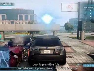 émission PWNED en français de Need For Speed : Most Wanted