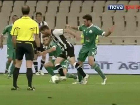 Διαιτησία Παναθηναϊκός 2011-12 (Play off)