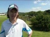 Golf: le grand prix de la côte d'Albâtre avec Adam Jones