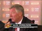 """Manchester United – Ferguson: """"Leur football progresse"""""""
