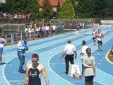 finale 400m haies cadets championnats de France 2012