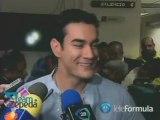 David Zepeda @davidzepeda1 es un novio fugitivo, recordó a Pedro Armendáriz Jr.