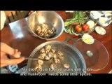 Ẩm thực Việt: Ốc hương, vấn vương ẩm thực biển