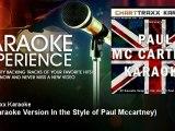 Charttraxx Karaoke - Jet - Karaoke Version In the Style of Paul Mccartney - KaraokeExperience
